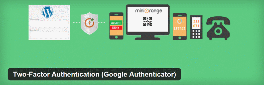 Two-Factor Authentication (Google Authenticator)